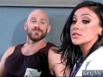 Doctor Seduced And Hard Bang Horny Patient Audrey Bitoni video