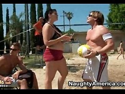 Alison Tyler fucked very hard by horny dude