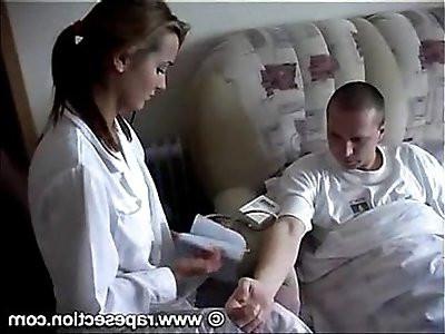 Fucking my nurse