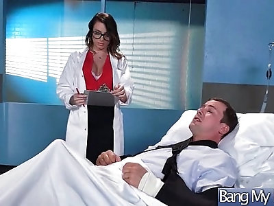 Sex Tape With Doctor And Horrny Patient Juelz Ventura vid