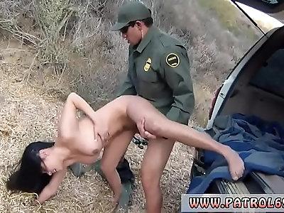 Giving blowjob the truck Busty Latin floozie Alejandra Leon