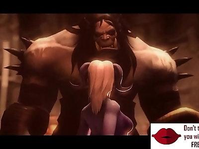 Gameplay Warcraft orcs clan punish elf w