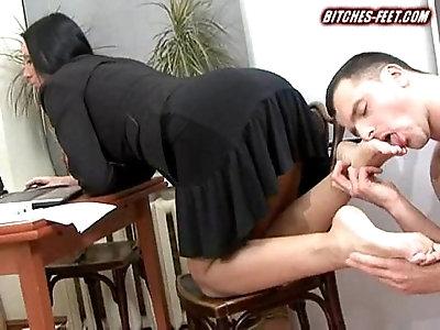 Bitches Feet