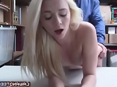 Small titted Teen Obeyed Every Command!