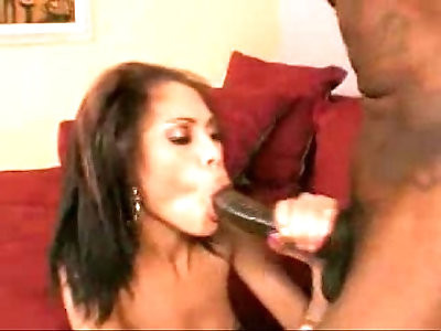 angel marie likes it big and black