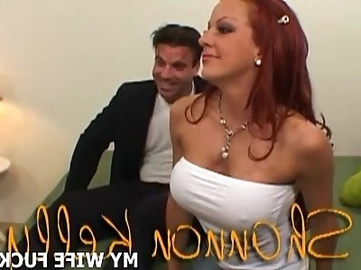 Would you watch while I fuck a really hung male pornstar