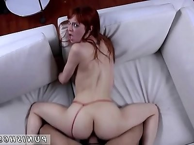 Tied to bed gagged fucked for the first time Permission To Cum