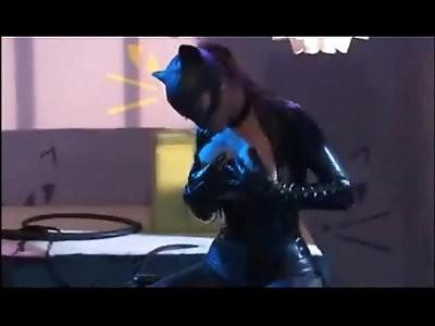Catwoman xxx madelyn marie video editado