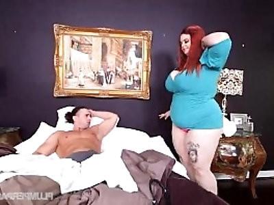 Huge Tit Dr Sashaa Juggs Nurses and Fucks Stud