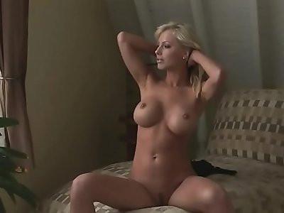 Adrianna Kroplewska blonde milf massive tits