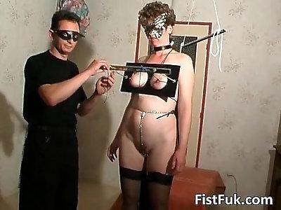 mature in BDSM porn videos