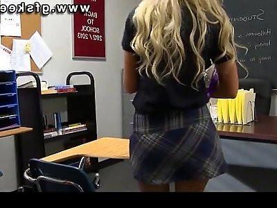 Jessa Rhodes having sex at school